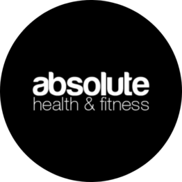 Absolute Health and Fitness Logo