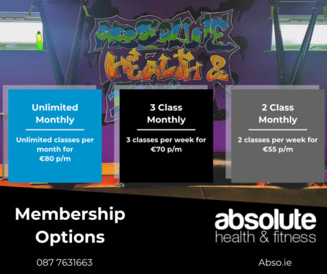 Absolute Membership Packages
