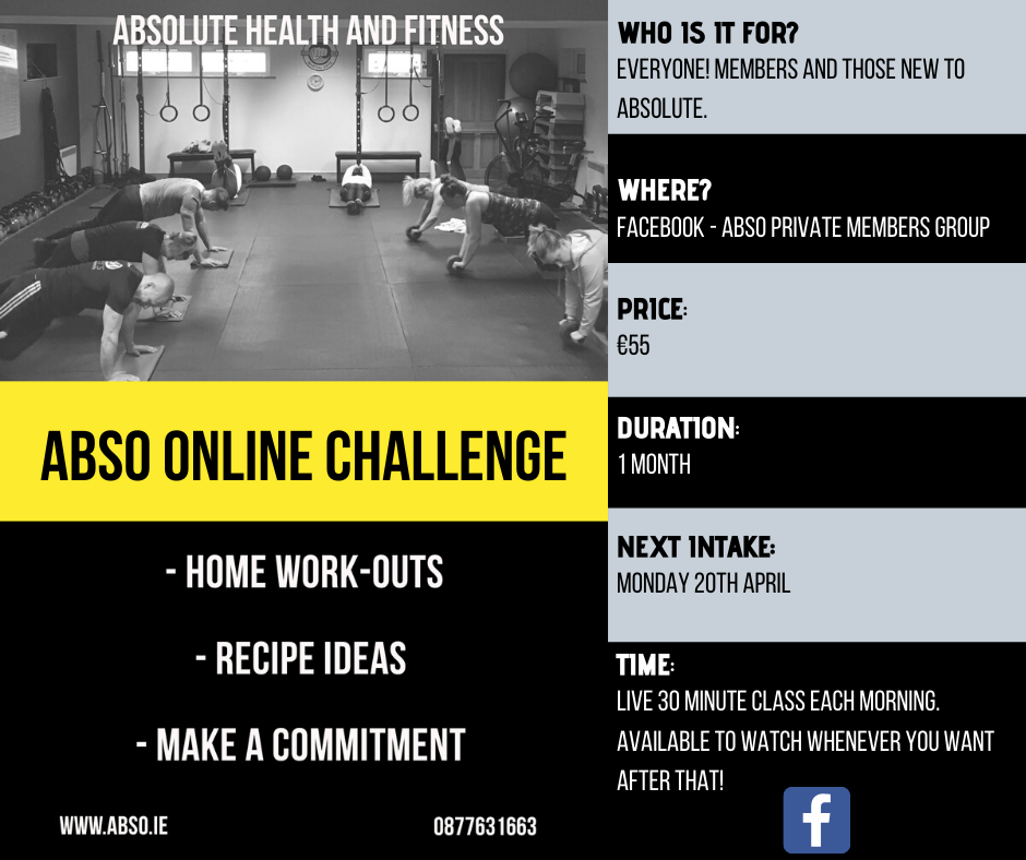 Abso Online Challenge